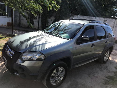 Imagen 1 de 14 de Fiat Palio Adventure 2010 1.8 Con Gnc