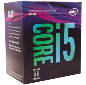Processador Intel Core I5-8400 8ª Ger 4.0ghz In Box Lga1151