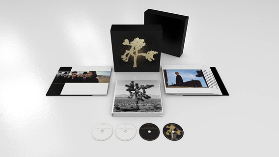 U2 - The Joshua Tree 30th Anniversary - Super Deluxe [ 4cd ]