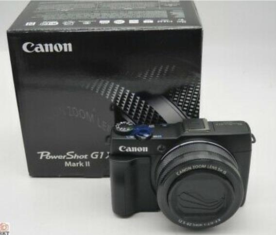 Câmera Canon Powershot G1x Mark Ii