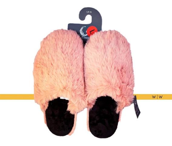 Pantuflas Pj Couture Color Rosa