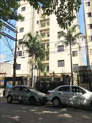 Apartamento Com 3 Dormitórios À Venda, 97 M² Por R$ 395.000 - Botafogo - Campinas/sp - Ap5427
