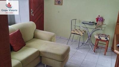Apartamento A Venda No Bairro Taipas Em São Paulo - Sp. - 1222e-1
