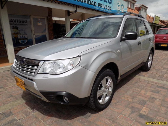 Subaru Forester Forester Mt 2.0 Aa