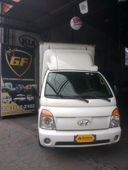 Hyundai Hr 2.5 Bau Unico Dono Novissima Ano 12