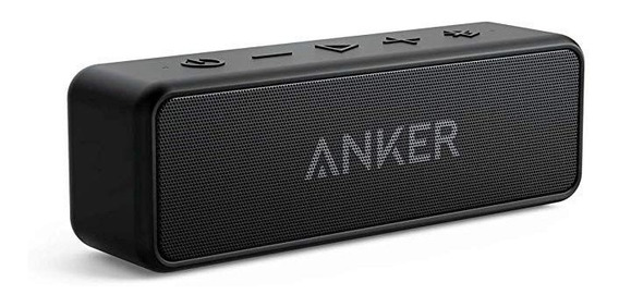 Caixa De Som Bluetooth 4,2 Anker Soundcore 2 À Prova D