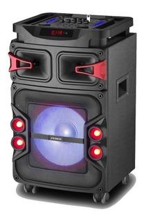 Parlante Pcbox Club Bluetooth 60w 1x12 2x3 Tw