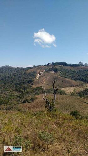 Terreno À Venda, 4675 M² Por R$ 450.000 - Parque Imbiry - Campos Do Jordão/sp - Te0142