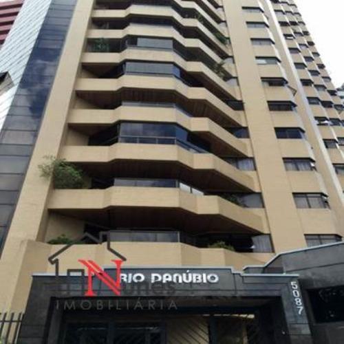 Apartamento No Bairro Alto Da Rua Xv Em Curitiba Pr - 12765