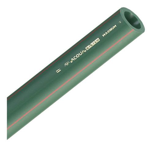 Imagen 1 de 5 de Caño Pn25 90mm Acqua System Magnum X Mt