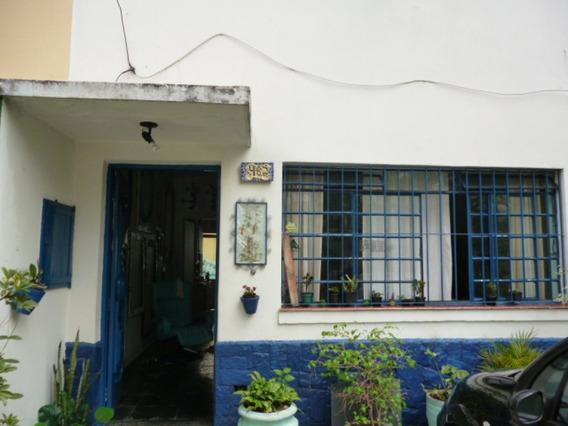 Sobrado Alto Da Lapa - São Paulo - Ref: 519693