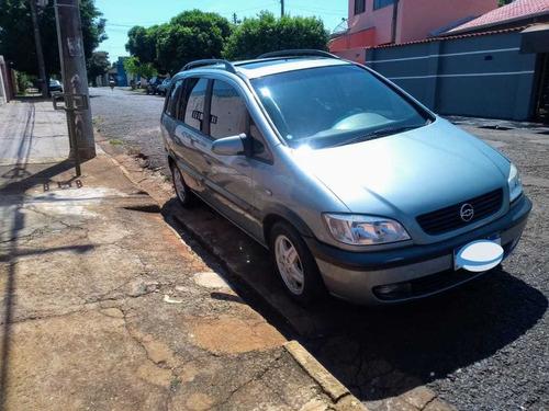 Imagem 1 de 9 de Chevrolet Zafira 2002 2.0 8v 5p