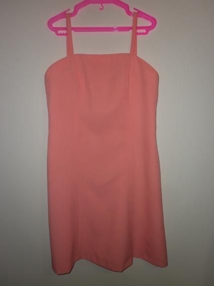 Vestido Para Fiesta Color Salon Para Dama Talla Xl 15v