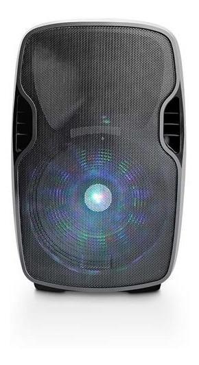 Caixa De Som Amplificadora Multilaser 500w Bluetooth Sp263
