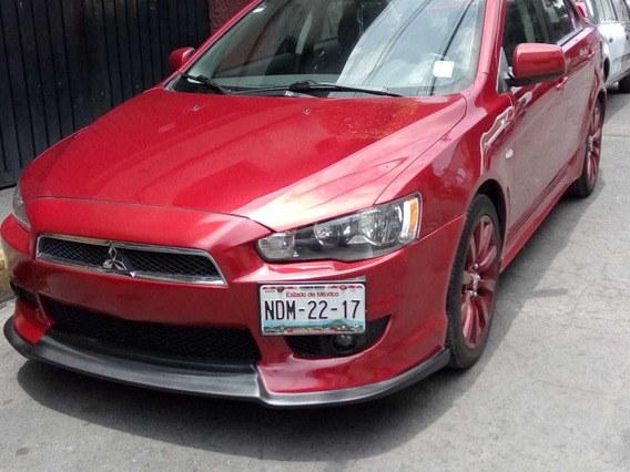 Mitsubishi Lancer 2.4 Gts Qc Cd Sun & Sound At 2010