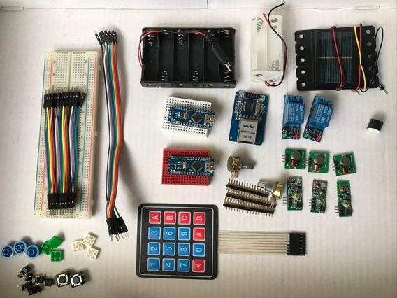 Kit / Combo Arduino Nano + Módulos E Acessórios - Imperdível