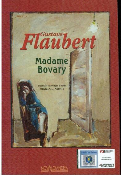 Livro Madame Bovary - Gustave Flaubert - 360 Páginas
