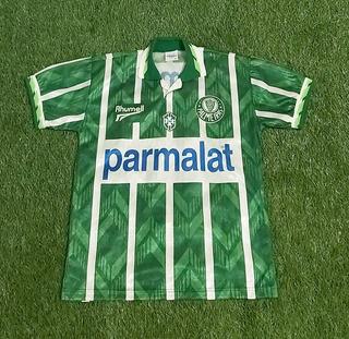 Camisa Palmeiras 1995 - Modelo Campeão Brasileiro (rhumell)