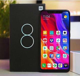 Celular Xiaomi Usado Mi8 Mi 8 128gb 6gb Ram Versão Global