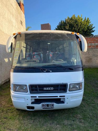 Iveco Minibus 24 As A/ac Muy Bueno 2007 Tomo Usado