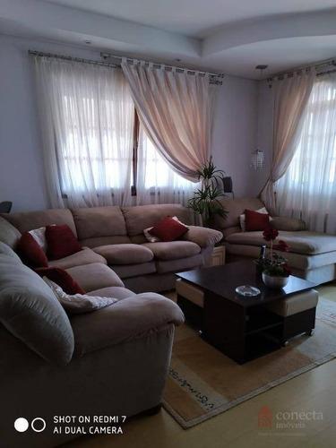 Casa À Venda, 252 M² Por R$ 800.000,00 - Jardim Fortaleza - Paulínia/sp - Ca1282