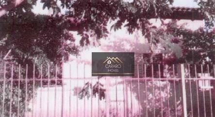 Casa À Venda, 70 M² Por R$ 70.077 - Alto Alegre - Colorado/pr - Ca0337