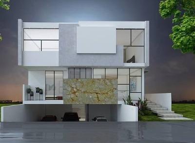 Hermosa Residencia En Puerta Las Lomas En Guadalajara