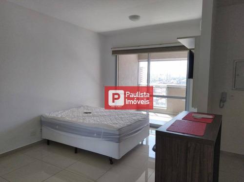 Apartamento Com 1 Dormitório Para Alugar, 35 M² - Campo Belo - São Paulo/sp - Ap26709