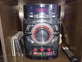 Mini System Lg Cm 4320 160w Rms