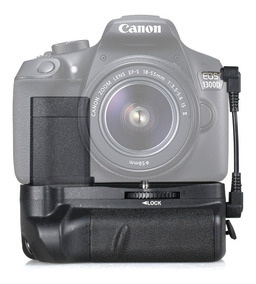 Grip T5 + Flash Viltrox Jy-680a Canon
