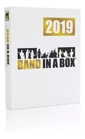 Band-in-a-box 2019 + Realtracks 1-328 - Envio Imediato