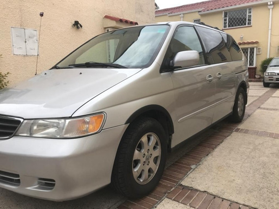 Honda, Odyssey 2004