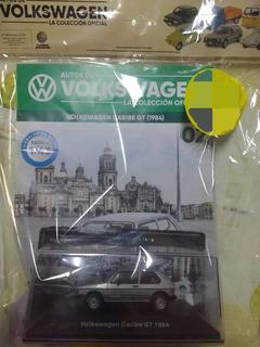 Revista Autos Vw La Coleccion Oficial Fasciculo #2 Con Auto