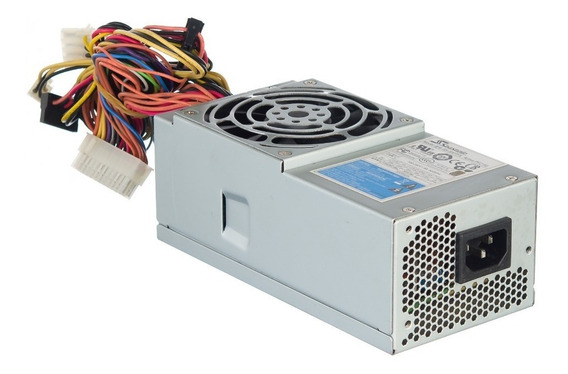 Fonte Atx Slim Seasonic 300w P/ Cpu Dell Hp Etc.. #promoção