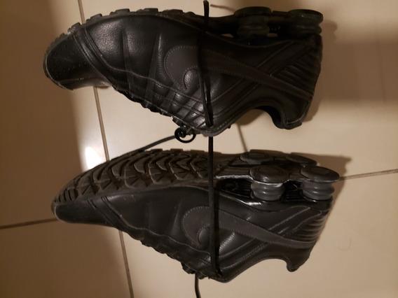 Tênis Nike Shox Junior Preto - Usado