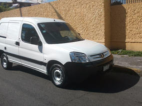 Peugeot Partner 2011 Llantas Nueva Unico Dueño Factura Orig.