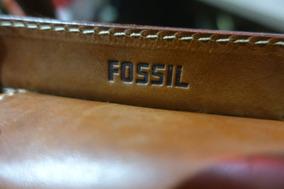 Bolsa Fossil - Couro Otimo Estado