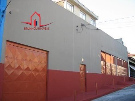 Galpão/pavilhão A Venda No Bairro Santa Clara Em Jundiaí - 638-1