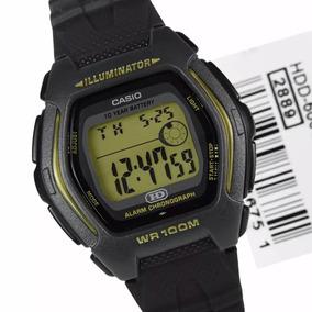Relogio Casio Hdd 600g-9 Digital Alarm Crono Frete G R A T I