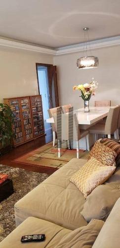 Apartamento Com 3 Dormitórios À Venda, 132 M² Por R$ 750.000,00 - Parque Da Mooca - São Paulo/sp - Ap2687