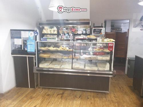 Imagen 1 de 1 de Fondo De Comercio - Panadería - Palermo