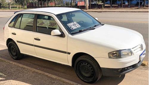 Volkswagen Gol 2007 1.6 City Total Flex 5p