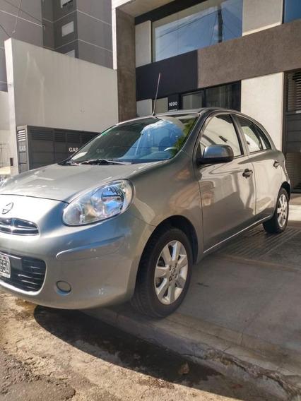 Nissan March 1.6 Visia Plus 107cv 2012