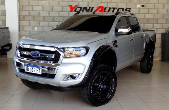 Ranger Xls 2017 4x2 3.2 At - U-n-i-c-a- Km Reales - Permuto-