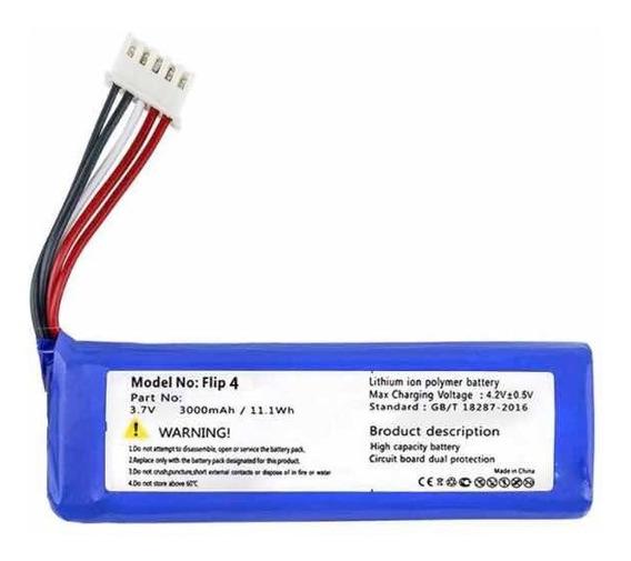 Bateria Para Jbl Flip 4 Flip 4 Edição Especial