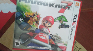 Mario Kart 7 Pokemon Alpha 3ds Nuevo Sellado
