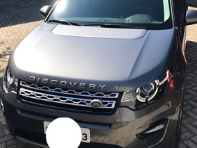 Land Rover Discovery Sport 2.0 Si4 Hse 5p