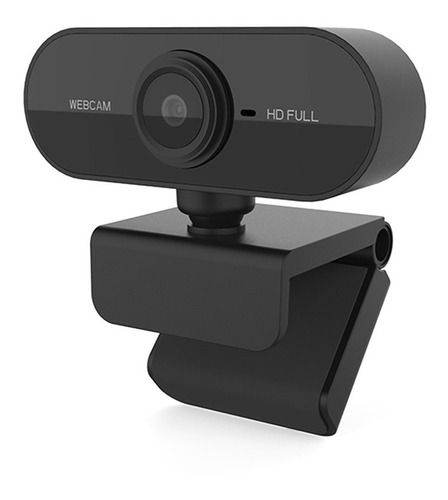 Webcam Usb Full Hd 1080p Built-in