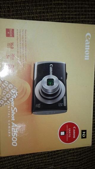 Câmera Fotográfica Canon Powershot A2500 Hd
