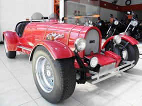 Replica Bugatti 1927 Motor Vw 1600 1976